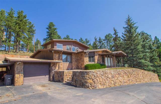 100 Apache Trail, Woodland Park, CO 80863 (#9924341) :: The Peak Properties Group