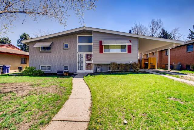 784 S Flamingo Court, Denver, CO 80246 (#9924360) :: Hudson Stonegate Team