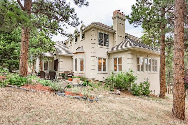 982 Sleepy Hollow Road, Golden, CO 80401 (#9924541) :: The DeGrood Team