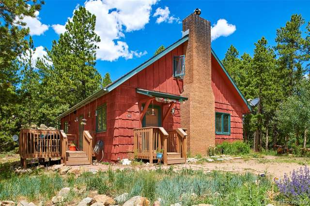 3613 Ridge Road, Nederland, CO 80466 (#9924608) :: The Heyl Group at Keller Williams