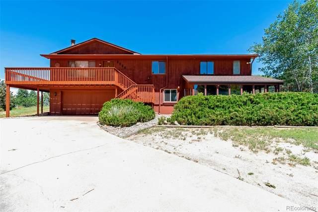 8723 Pawnee Road, Parker, CO 80134 (#9924737) :: Peak Properties Group
