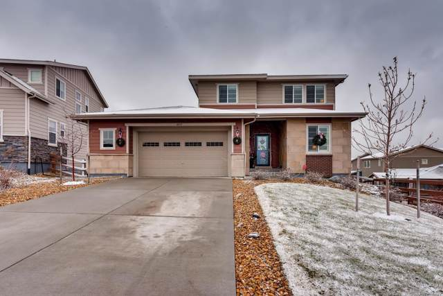 8059 S Fultondale Way, Aurora, CO 80016 (#9925130) :: The Healey Group