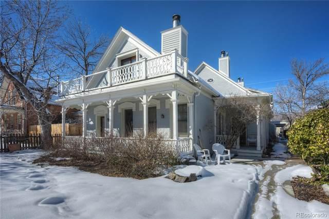 1927 Pine Street C, Boulder, CO 80302 (MLS #9925692) :: 8z Real Estate