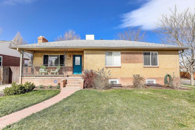 2895 Grape Street, Denver, CO 80207 (#9926113) :: House Hunters Colorado