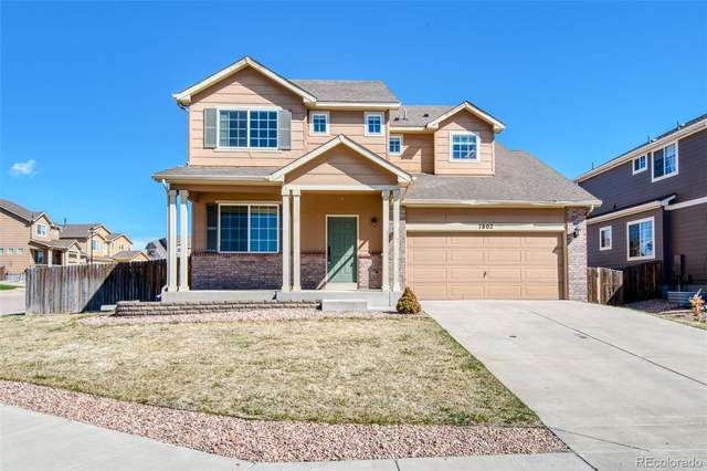 7802 Guinness Way, Colorado Springs, CO 80951 (MLS #9926322) :: 8z Real Estate