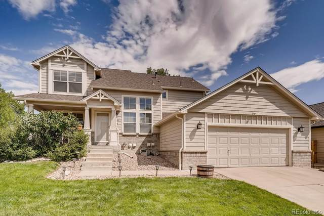 2405 E 116th Place, Thornton, CO 80233 (MLS #9926381) :: Bliss Realty Group