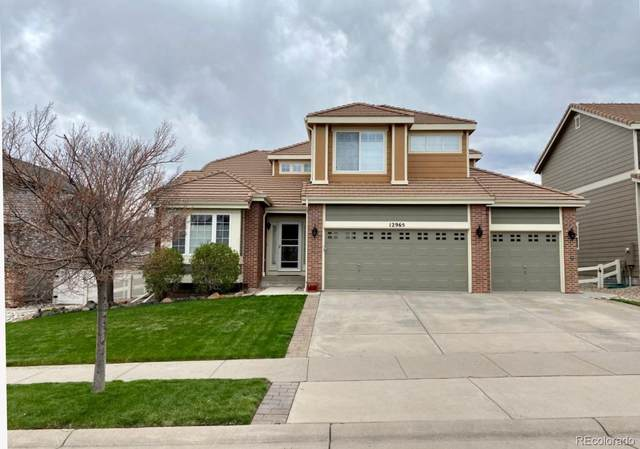 12965 Banyon Circle, Parker, CO 80134 (#9926604) :: The DeGrood Team