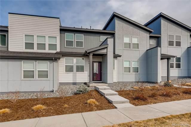 4722 N Kittredge Street #6, Denver, CO 80239 (MLS #9926672) :: 8z Real Estate