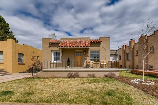 127 E Vassar Avenue, Denver, CO 80210 (#9926740) :: Venterra Real Estate LLC