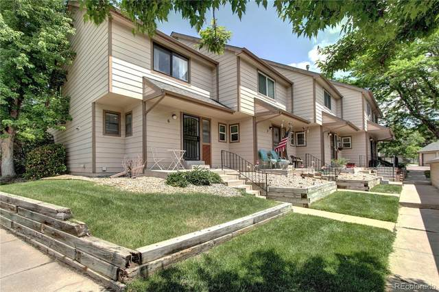 1475 S Quebec Way B6, Denver, CO 80231 (#9926749) :: Real Estate Professionals