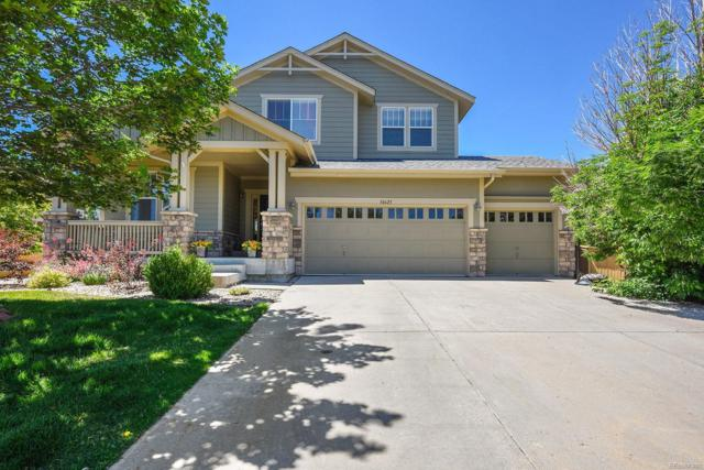 10625 Redcone Way, Highlands Ranch, CO 80130 (#9926818) :: The Peak Properties Group