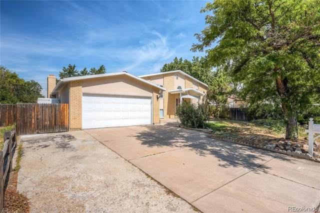 3287 S Olathe Way, Aurora, CO 80013 (MLS #9927074) :: Kittle Real Estate