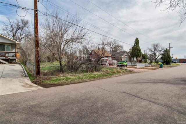 11691 W Pleasant Avenue, Lakewood, CO 80401 (#9927667) :: The City and Mountains Group