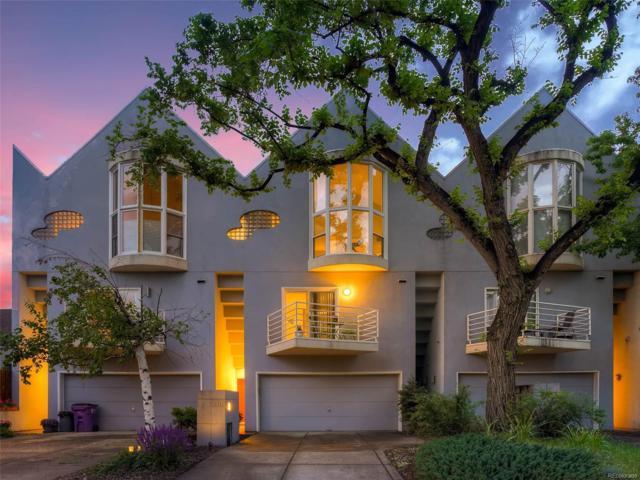 266 Harrison Street, Denver, CO 80206 (#9927697) :: The Peak Properties Group
