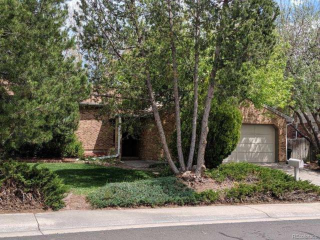 5584 S Salida Street, Centennial, CO 80015 (#9928238) :: House Hunters Colorado