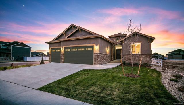 811 Shirttail Peak Drive, Windsor, CO 80550 (MLS #9928413) :: Kittle Real Estate