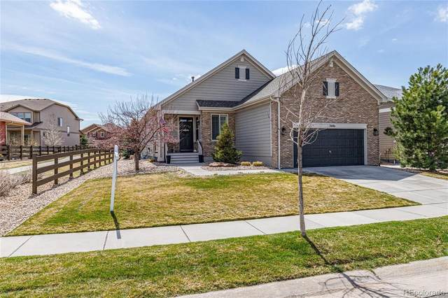 21686 E Tallkid Avenue, Parker, CO 80138 (#9928604) :: Finch & Gable Real Estate Co.