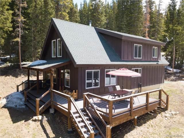 52 Cowbird Trail, Alma, CO 80420 (#9929330) :: Mile High Luxury Real Estate
