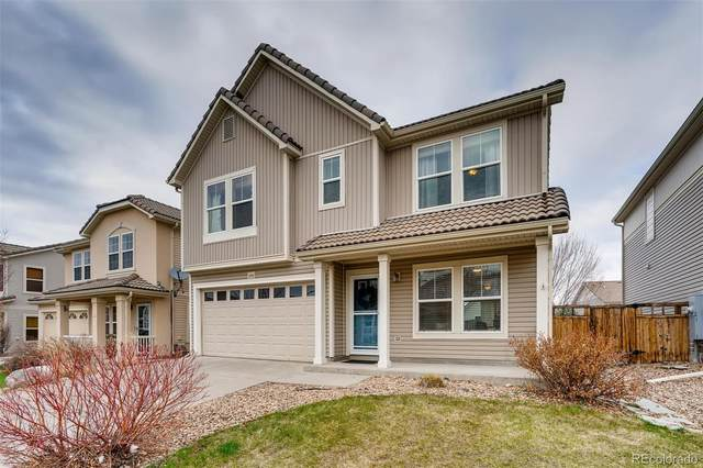 1918 Hogan Court, Castle Rock, CO 80109 (#9929579) :: The Harling Team @ Homesmart Realty Group
