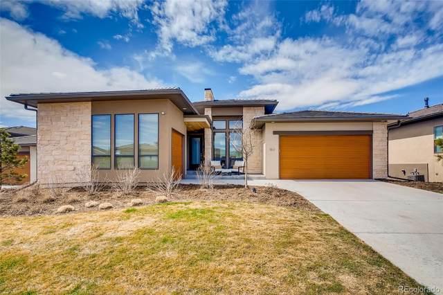 1162 Lost Elk Circle, Castle Rock, CO 80108 (MLS #9929727) :: Kittle Real Estate