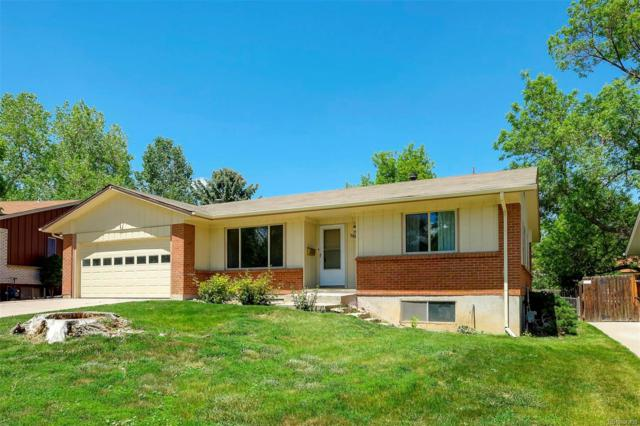 12443 W Florida Drive, Lakewood, CO 80228 (#9930273) :: The Heyl Group at Keller Williams