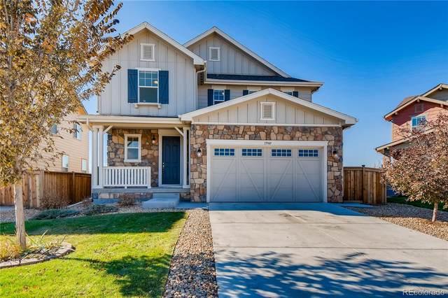 15949 Josephine Street, Thornton, CO 80602 (MLS #9930285) :: 8z Real Estate