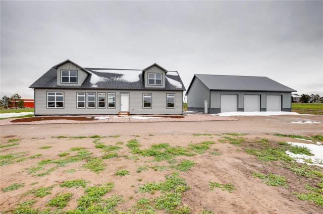 28510 Pike View Farm Circle, Elizabeth, CO 80107 (MLS #9930413) :: 8z Real Estate