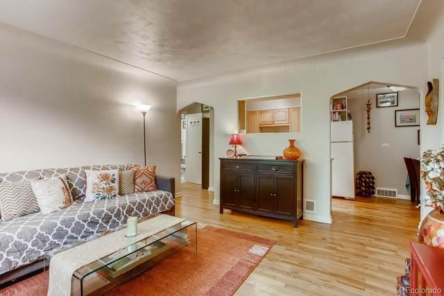 901 Fairfax Street #5, Denver, CO 80220 (MLS #9930491) :: 8z Real Estate