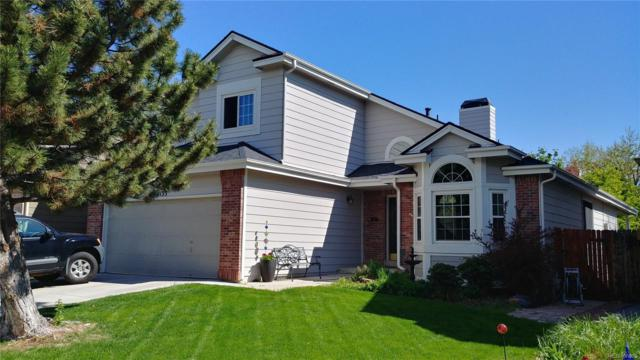 11133 W Geddes Avenue, Littleton, CO 80127 (#9930821) :: The Peak Properties Group
