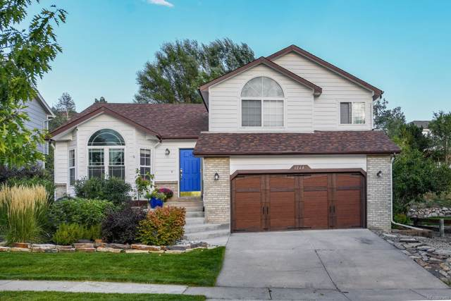 1264 Lawn Lake Trail, Colorado Springs, CO 80921 (#9931132) :: The DeGrood Team