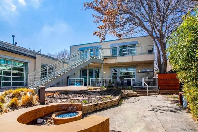 1421 Oneida Street #13, Denver, CO 80220 (#9931775) :: HomeSmart Realty Group