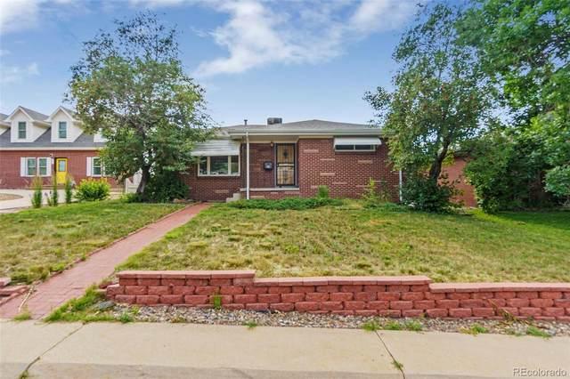 350 S Jasmine Street, Denver, CO 80224 (MLS #9931804) :: Find Colorado