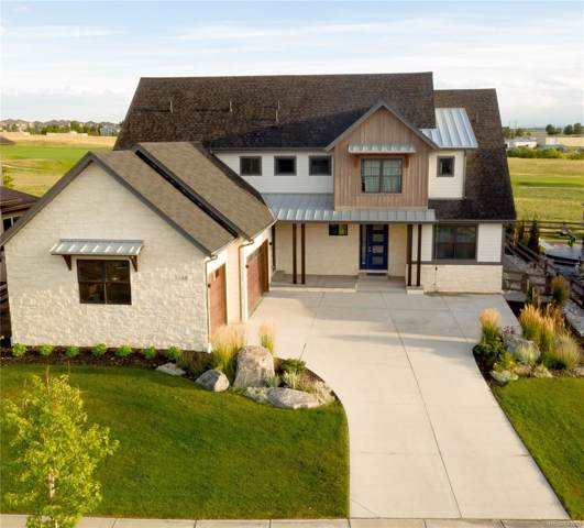 1168 Links Court, Erie, CO 80516 (MLS #9932044) :: Colorado Real Estate : The Space Agency