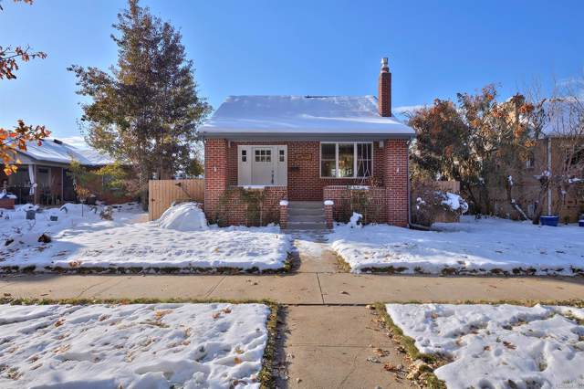 4814 W Moncrieff Place, Denver, CO 80212 (MLS #9932381) :: Bliss Realty Group