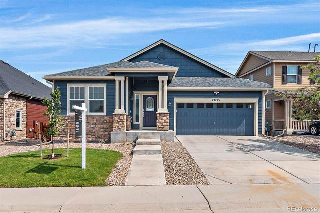 22135 E Grand Drive, Centennial, CO 80015 (#9932581) :: Mile High Luxury Real Estate