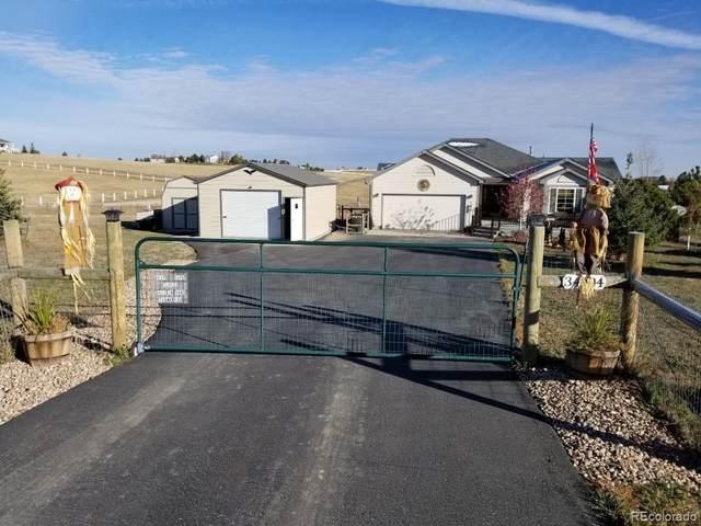 34404 Goldenrod Circle, Kiowa, CO 80117 (#9932593) :: The Dixon Group