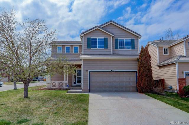 6857 W Chatfield Place, Littleton, CO 80128 (#9932605) :: The Harling Team @ HomeSmart