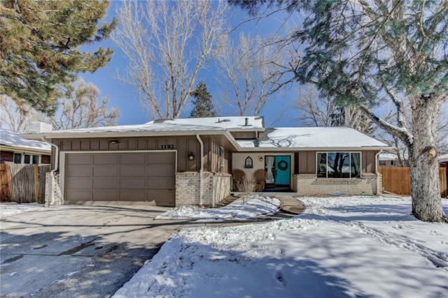 1192 S Nome Street, Aurora, CO 80012 (#9932851) :: The Heyl Group at Keller Williams