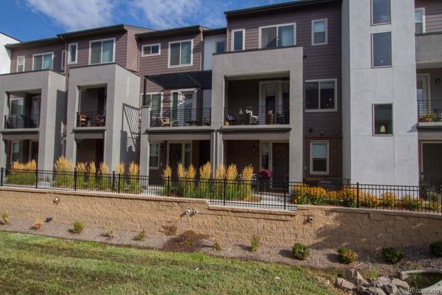 4180 E Warren Avenue #5, Denver, CO 80222 (#9932983) :: The Heyl Group at Keller Williams