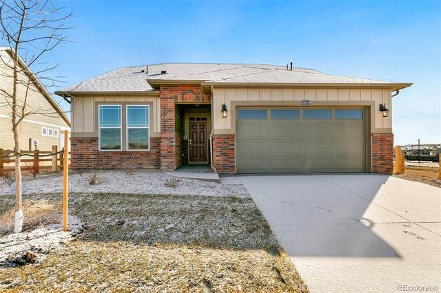 7757 E 157th Avenue, Thornton, CO 80602 (#9933392) :: Real Estate Professionals