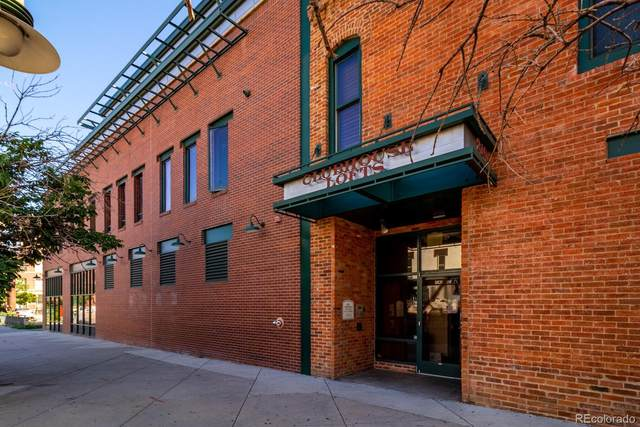 2101 Larimer Street #301, Denver, CO 80205 (#9933533) :: Bring Home Denver with Keller Williams Downtown Realty LLC