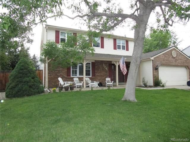 7283 S Garrison Court, Littleton, CO 80128 (MLS #9933827) :: 8z Real Estate