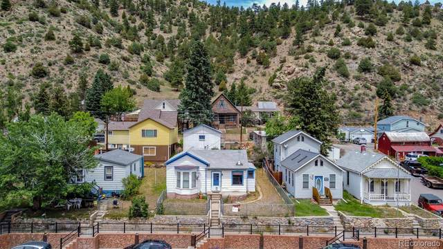 334 Colorado Boulevard, Idaho Springs, CO 80452 (MLS #9934529) :: 8z Real Estate