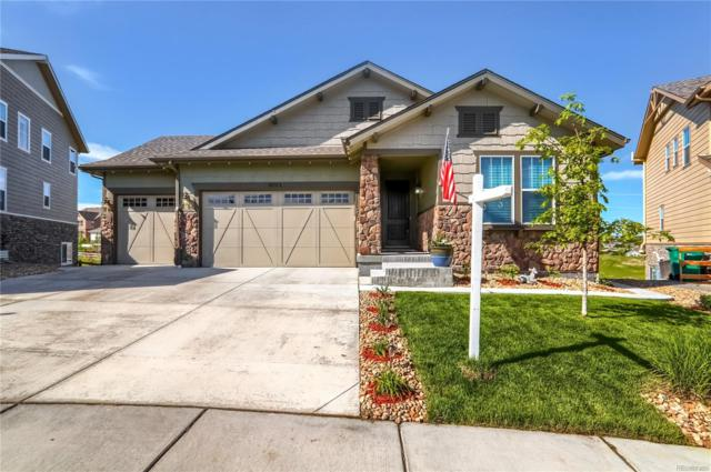 24306 E Canyon Drive, Aurora, CO 80016 (#9934573) :: The Heyl Group at Keller Williams