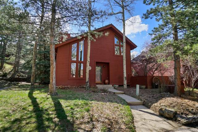 23646 Genesee Village Road, Golden, CO 80401 (#9934861) :: The Healey Group