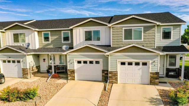 3102 Alybar Drive 3B, Wellington, CO 80549 (MLS #9934881) :: Bliss Realty Group