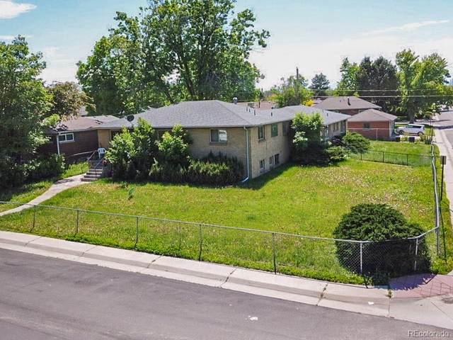 4330 Bruce Randolph Avenue, Denver, CO 80207 (#9935437) :: Berkshire Hathaway HomeServices Innovative Real Estate