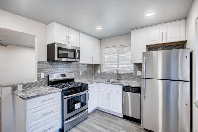 3235 N Milwaukee Street #7, Denver, CO 80205 (#9935455) :: Keller Williams Action Realty LLC