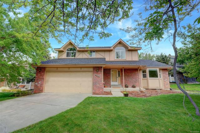 4954 S Dillon Street, Aurora, CO 80015 (#9935537) :: The Galo Garrido Group