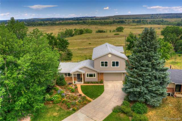 1330 Chambers Drive, Boulder, CO 80305 (#9935791) :: The DeGrood Team